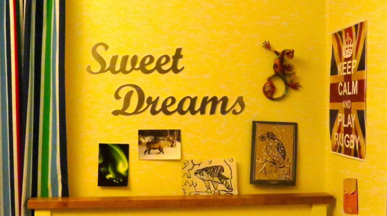 Sweet Dreams Bedroom