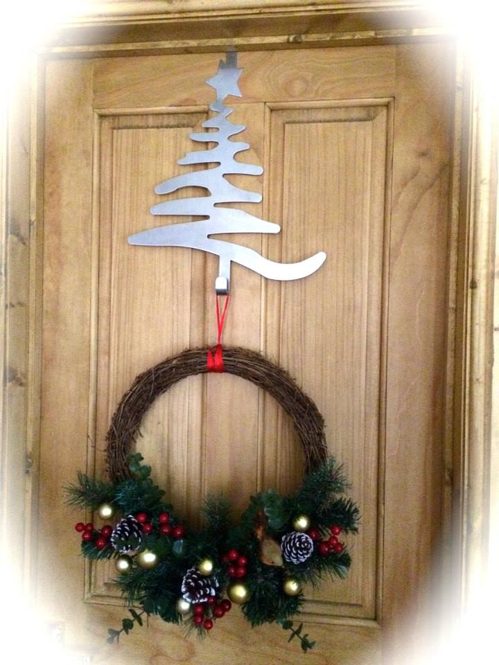 Christmas Decorations - Wreath Hanger