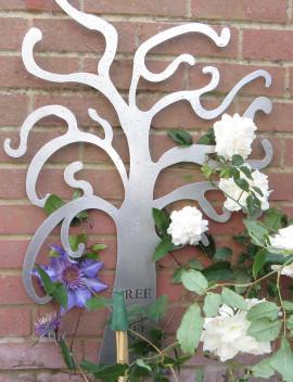 Garden Art Sign